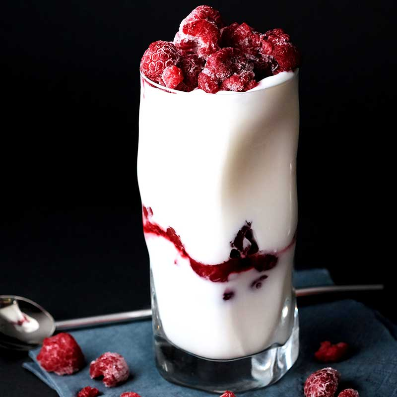 berries yoghurt smoothie1