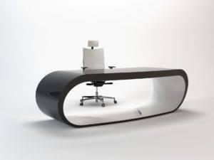 Goggle black white