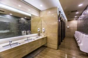 Photo sanitaires Hygeolis blanc
