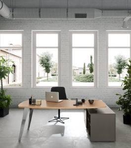 Photo BUREAU PIGRECO - Bureau Design Zen - Le Bureau Design 01