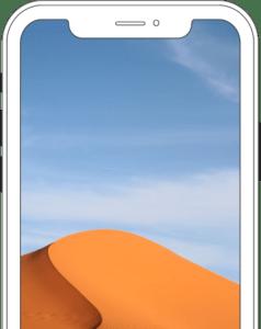 d03 Mockup Desert